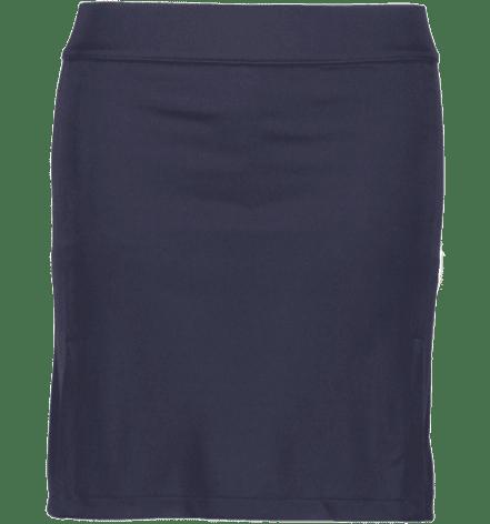 J Lindeberg W Amelie TX Jersey Skirt 45 cm Navy