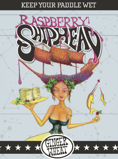 Logo of Logboat Raspberry Shiphead