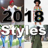 African Female 2018 Fashion and Styles
