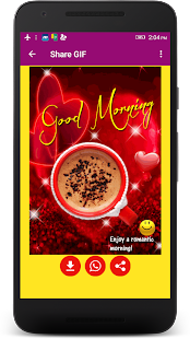 Good Morning Gif's - náhled