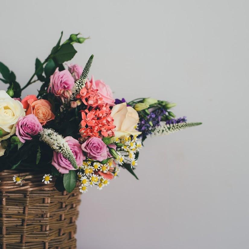 Flores para la oficina