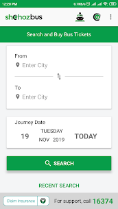 Shohoz – Buy Bus Tickets 2