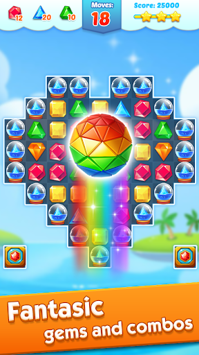 Jewel Crush screenshot 4
