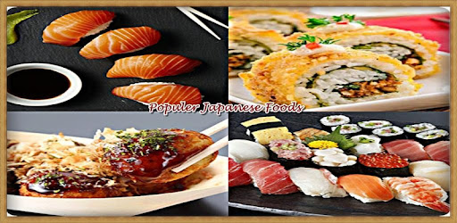 This app will teach you every step with photos to cooking tasty Japanese foods.
