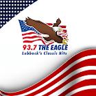 93.7 The Eagle icon