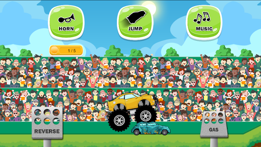 Monster Truck Game for Kids 2.7.9 screenshots 1