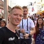 SoloTravelBlog & Reformatt in Harajuku in Tokyo, Tokyo, Japan