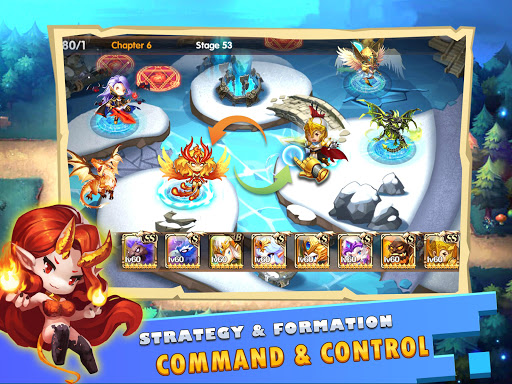 Lords Watch: Tower Defense RPG apktram screenshots 14