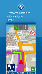 MapFactor Navigator – GPS Navigation Maps 1