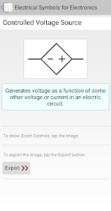 Electrical Symbols for Electronics App Download for Android 5