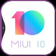 MIUI 10 - Swipe to back - Gesture Ball