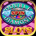 Double Diamond Wheel Slots icon