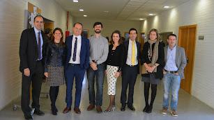 Participantes en el Master online sobre Derecho y Nuevas Tecnologías de la UAL