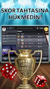 Backgammon – Lord of the Board: online tavla oyna! Ekran Görüntüsü