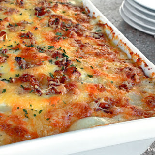 Potatoes Au Gratin With Bacon Recipes