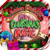 Hidden Objects Christmas Magic - Holiday Puzzle