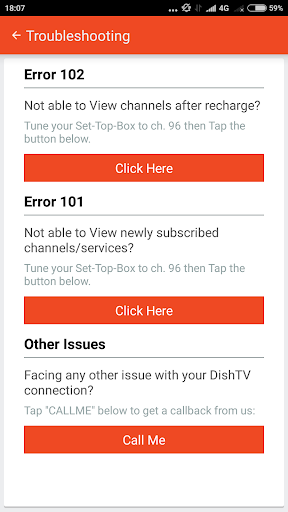 My DishTV 8.1.4 screenshots 13