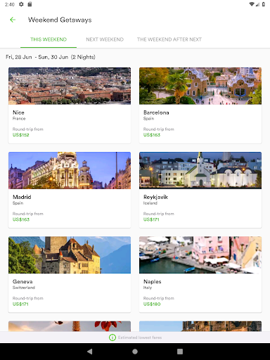 Wego Flights, Hotels, Travel Deals Booking App 6.0.7 Screenshots 11