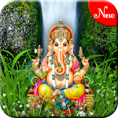 Ganesh Waterfall LiveWallpaper