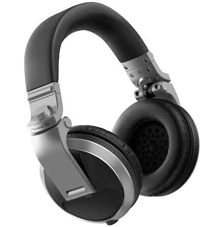 HDJ-X5 Svart/Silver