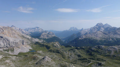 Photo: View towards Cortina