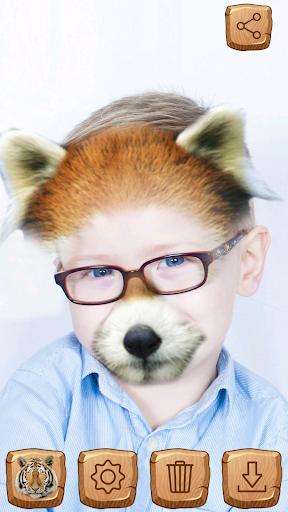 Animal Face Photo App 2.4 screenshots 4