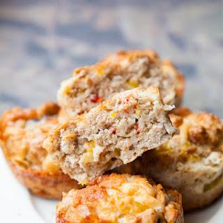 Quick, Simple Savoury Breakfast Muffins