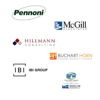 Clients: Pennoni McGill Hillmann IBI BFW
