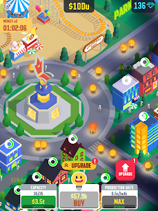 Download Idle Light City Mod Apk 2.4.0 (Unlimited Money) 8