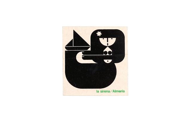 Creación de Cruz Novillo para los grandes almacenes La Sirena, que funcionaron en Almería entre 1970 y 1990. / Imagen: www.cruznovillo.com.