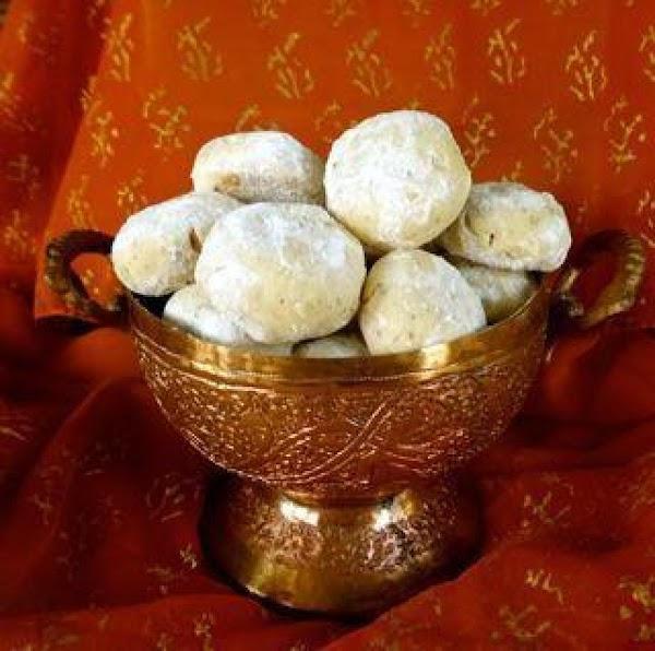 Kashmiri Cardamon Cookies Recipe