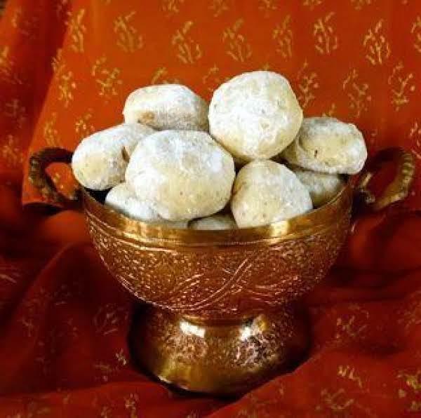 Kashmiri Cardamom Cookies
