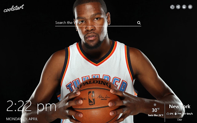 Kevin Durant HD Wallpapers NBA Theme