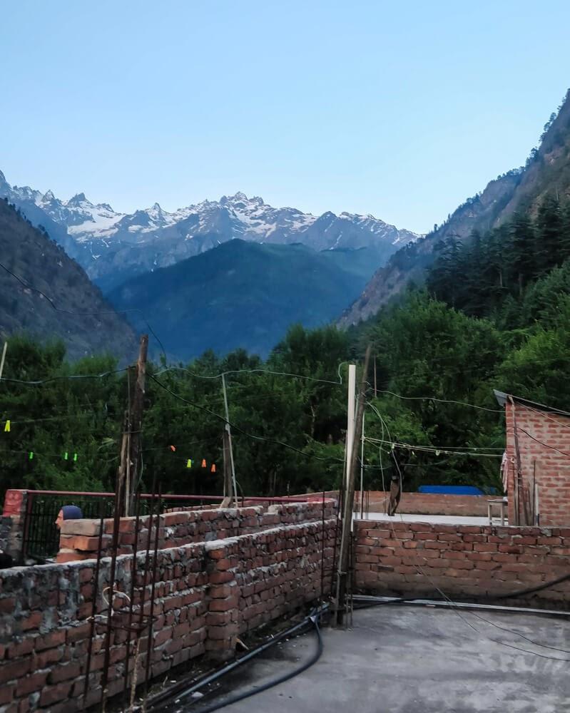 homestay+kasol+kullu+parvati+valley+himachal+himalayas