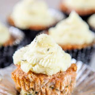 Turkey Meatloaf Cupcakes.