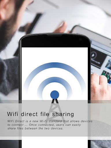 Wifi Direct File Sharing