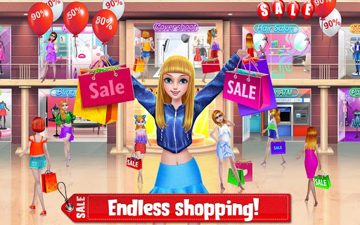 Black Friday Shopping Mania - Fashion Mall Game for PC