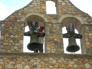 Photo: Boletín 119 - Pintando las campanas