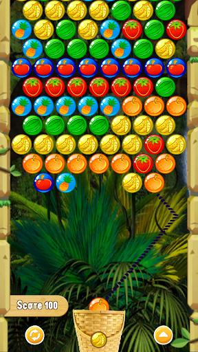 Jungle Bubble Shooter 35.1.10 screenshots 6