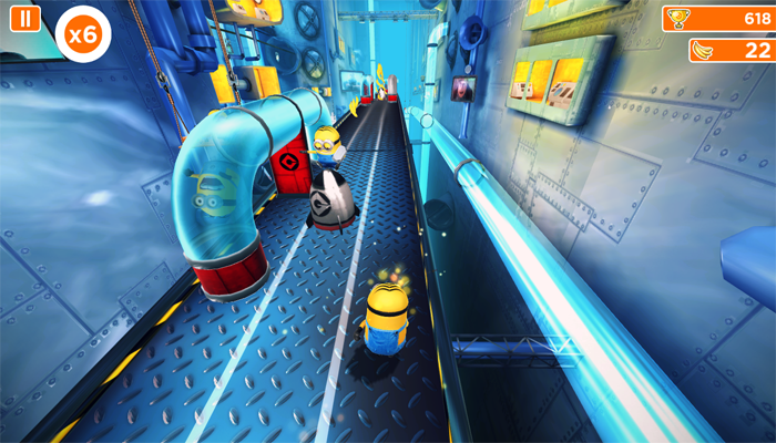 android Despicable me v2 Screenshot 2