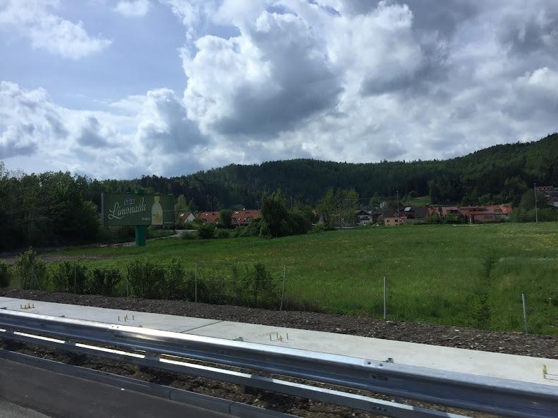 スロベニアの風景