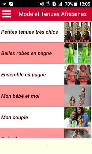 玩免費遊戲APP 下載Mode et Tenues Africaines app不用錢 硬是要APP