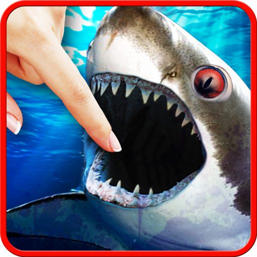 Shark smasher Icon