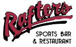 Logo for Rafters Sports Bar & Restaurant