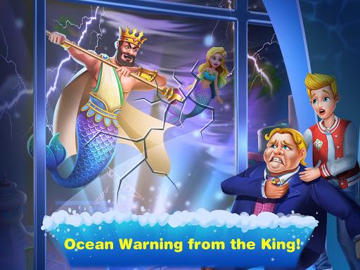 Mermaid Secrets 34 u2013 Save  Mermaid Queen apkpoly screenshots 2
