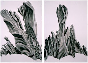 "Photo: ""Tors: Diptych"""