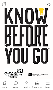 Know Before You Go- screenshot thumbnail