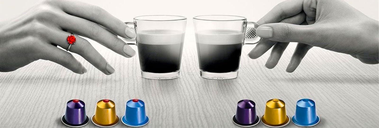 Капсулы Nespresso фото