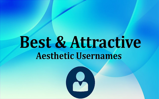 [1000+] Aestheticusernames For You