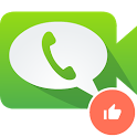VCall - Chat, Meet, Friend icon
